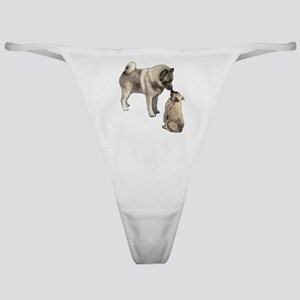 elkie adult and puppy5 Classic Thong