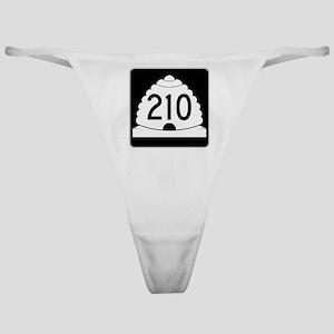 Powder Highway - Utah S.R. 210 - Alt Classic Thong
