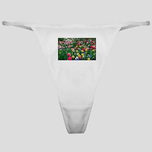 Flower Garden Classic Thong