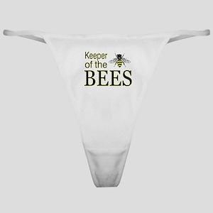 keeping bees Classic Thong