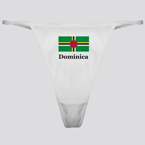 Dominica Classic Thong