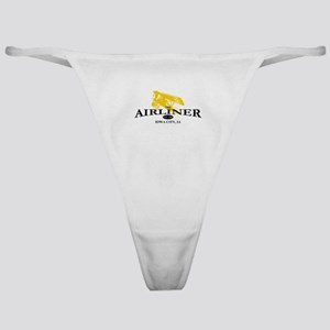 Airliner Logo Classic Thong