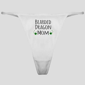 Bearded Dragon Mom Classic Thong