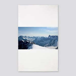 MOUNTAINS-Pro PHOTO Area Rug