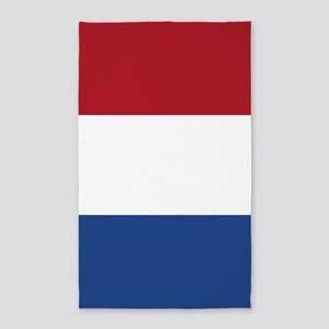 Flag: Netherland Area Rug