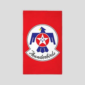 Air Force Thunderbirds Area Rug