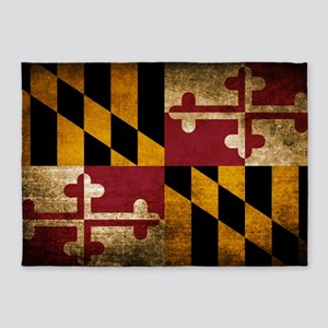 Maryland Area Rugs Cafepress
