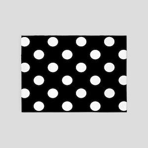 Polka Dots Area Rugs Cafepress