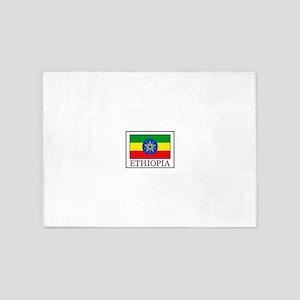Ethiopia 5'x7'Area Rug
