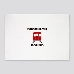 Brooklyn Bound 5'x7'Area Rug