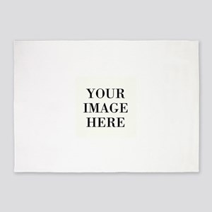 Your Photo Here by Leslie Harlow 5'x7'Area Rug