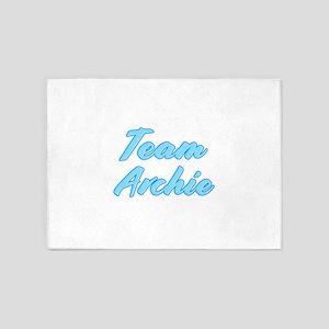 Team Archie 5'x7'Area Rug