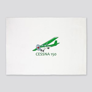 Cessna One Fifty 5'x7'Area Rug