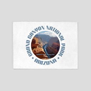 Grand Canyon NP 5'x7'Area Rug