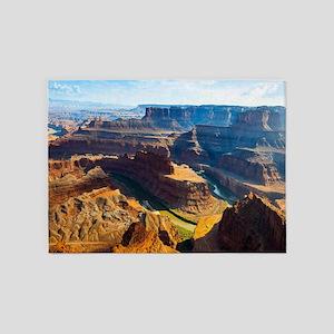 Beautiful Grand Canyon 5'x7'Area Rug