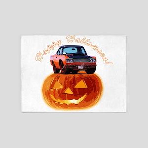 BabyAmericanMuscleCar_70RRunner_Halloween02 5'x7'A