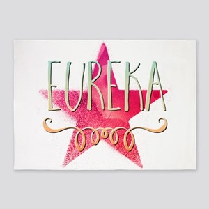 Eureka 5'x7'Area Rug