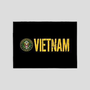 U.S. Army: Vietnam 5'x7'Area Rug