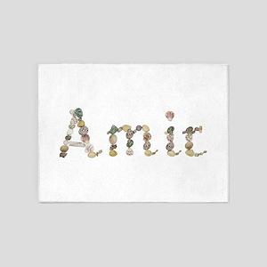 Amir Seashells 5'x7' Area Rug