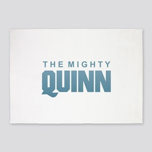 The Mighty Quinn 5'x7'Area Rug