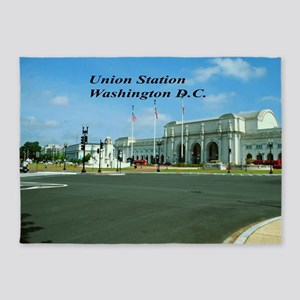 Union Station 5'x7'Area Rug