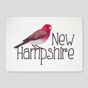 New Hampshire Finch 5'x7'Area Rug