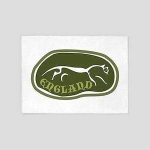 England 5'x7'Area Rug