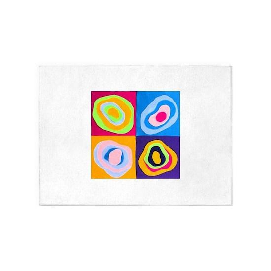 Wassily Kandinsky Russian Painter Abstract Art Wor