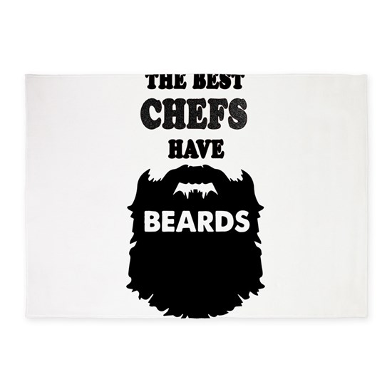 the best chef have beards t-shirts