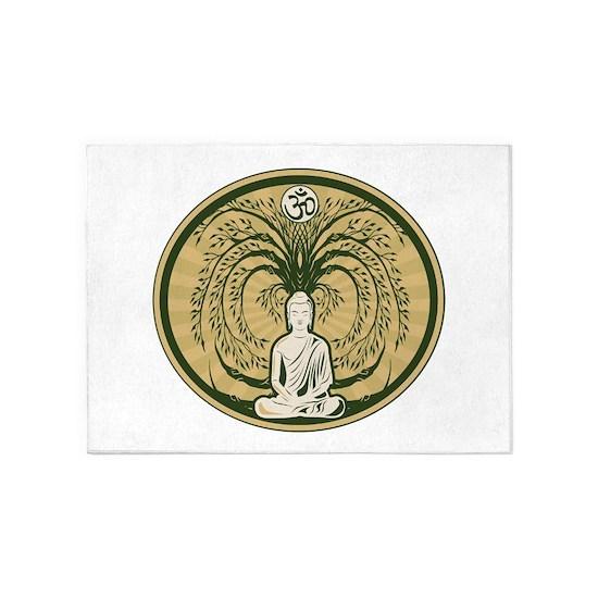 Buddha and the Bodhi Tree