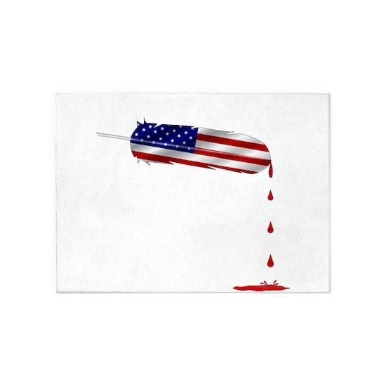 Eagle Feather Flag