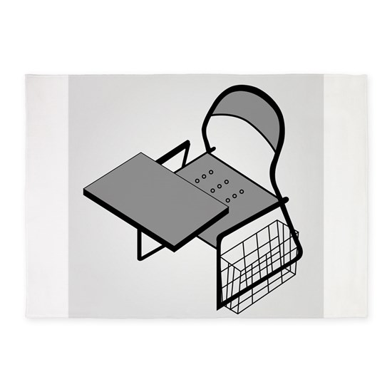 3d view of a drafting table used by designers or a