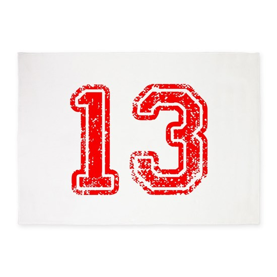 13-Col red