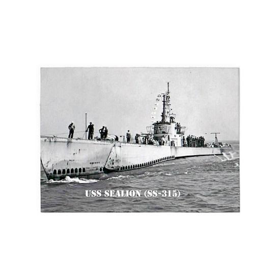 sealion ss large poster