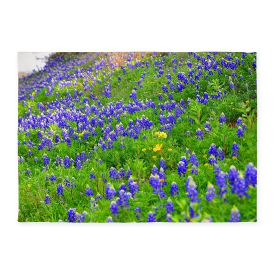Hillside Bluebonnets