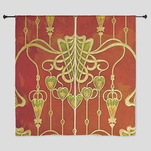 835af1f9446be Art Nouveau Curtains - CafePress