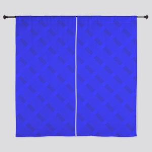 "Blue Diamonds 60"" Curtains"
