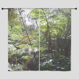 Tropical Jungle Curtains