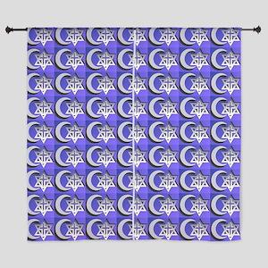 Three Faiths Curtains