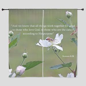 Romans 8:28 Curtains