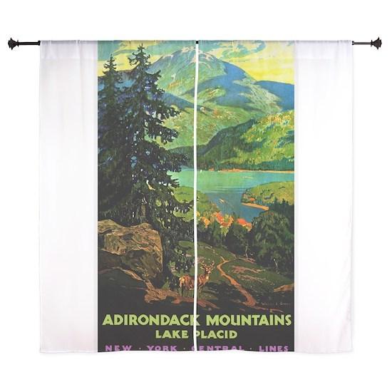 Adirondack Mountains Lake Placid N.Y.