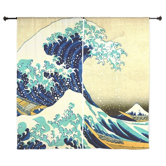 The Great Wave off Kanagawa Ukiyoe