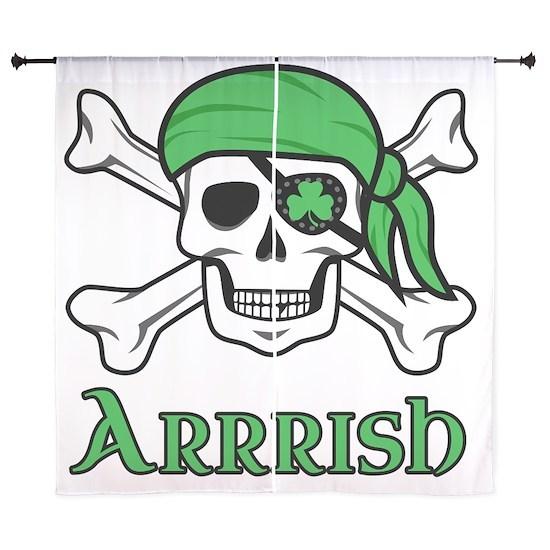 Irish Pirate - Arrrish