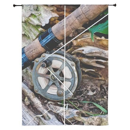 Vintage Fishing Rod and Reel