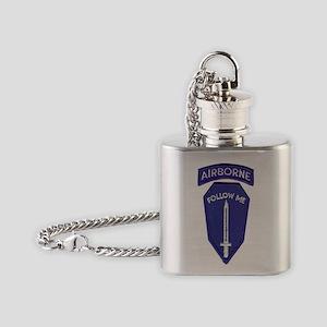 infantry Flask Necklace