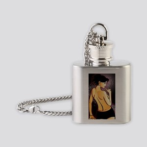 Sexyback Flask Necklace