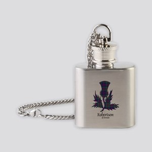 Thistle-RobertsonStruan Flask Necklace