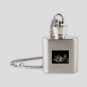 Tag Team Flask Necklace