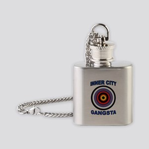 GANGSTA Flask Necklace