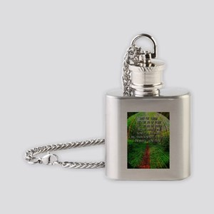 Reiki Flask Necklace